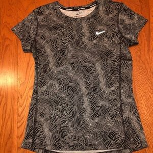 Nike running Dri-fit shirt. Size small